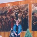 Inauguração dos trabalhos de Conservação e Restauro e Curadoria, realizados nas obras do Acervo do Circolo Italiano em São Paulo/SP em 2003.