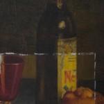Óleo sobre tela - P. Alzaga