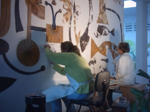 Restauro de Pintura Mural